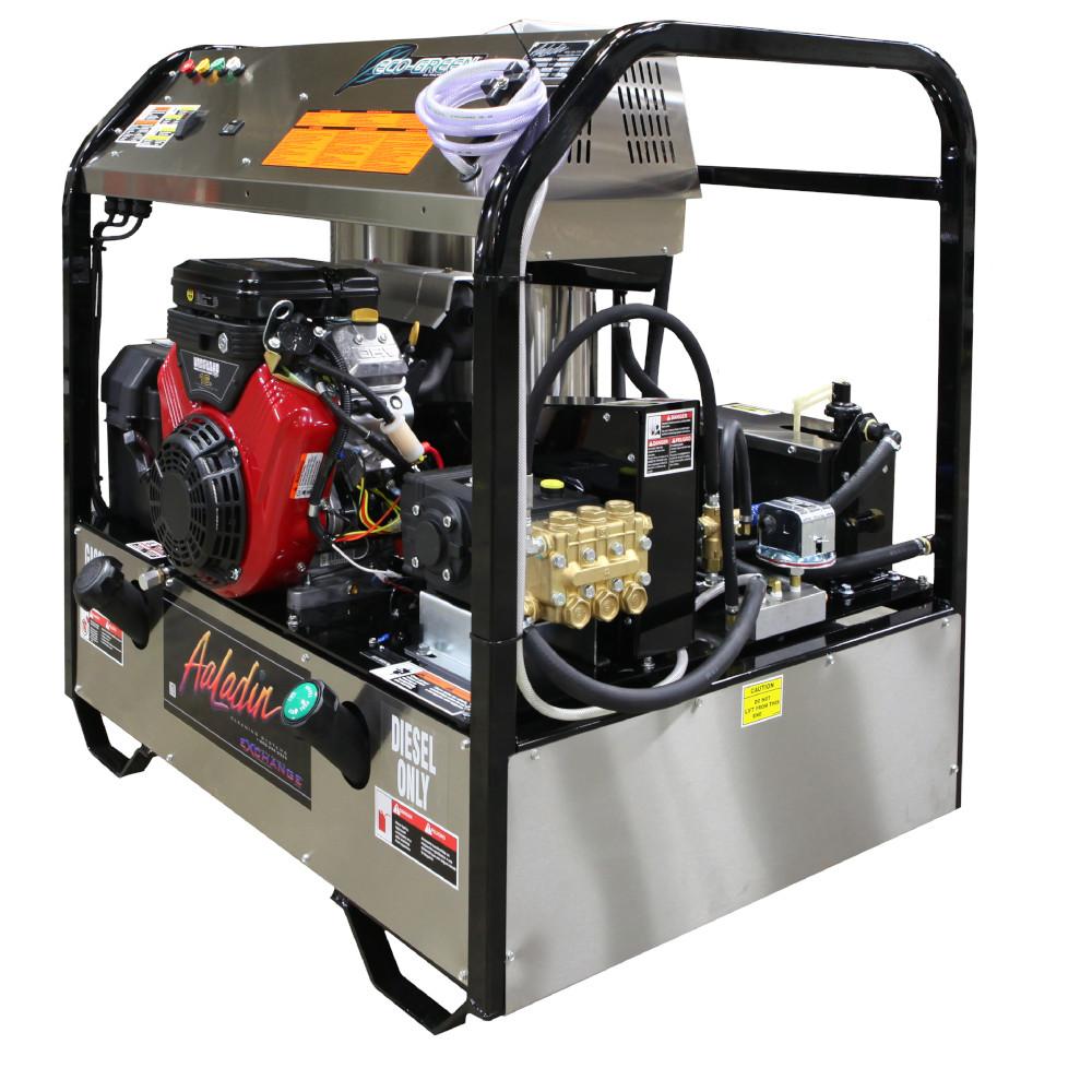 Laveuse à pression (3000PSI, 110V, 5GPM) - 42-530GV-HE-C Image