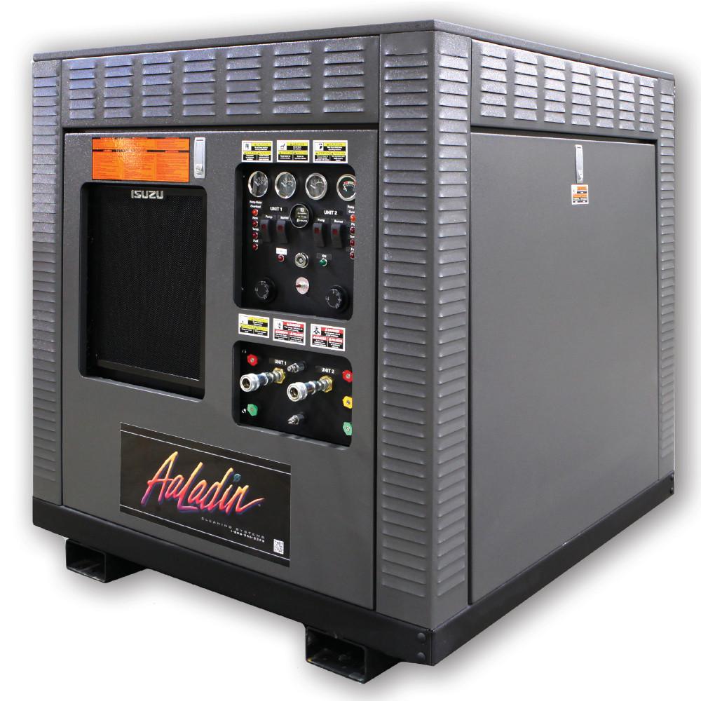 Laveuse à pression (3000PSI, Diesel, 10GPM) - 46-1030D Image