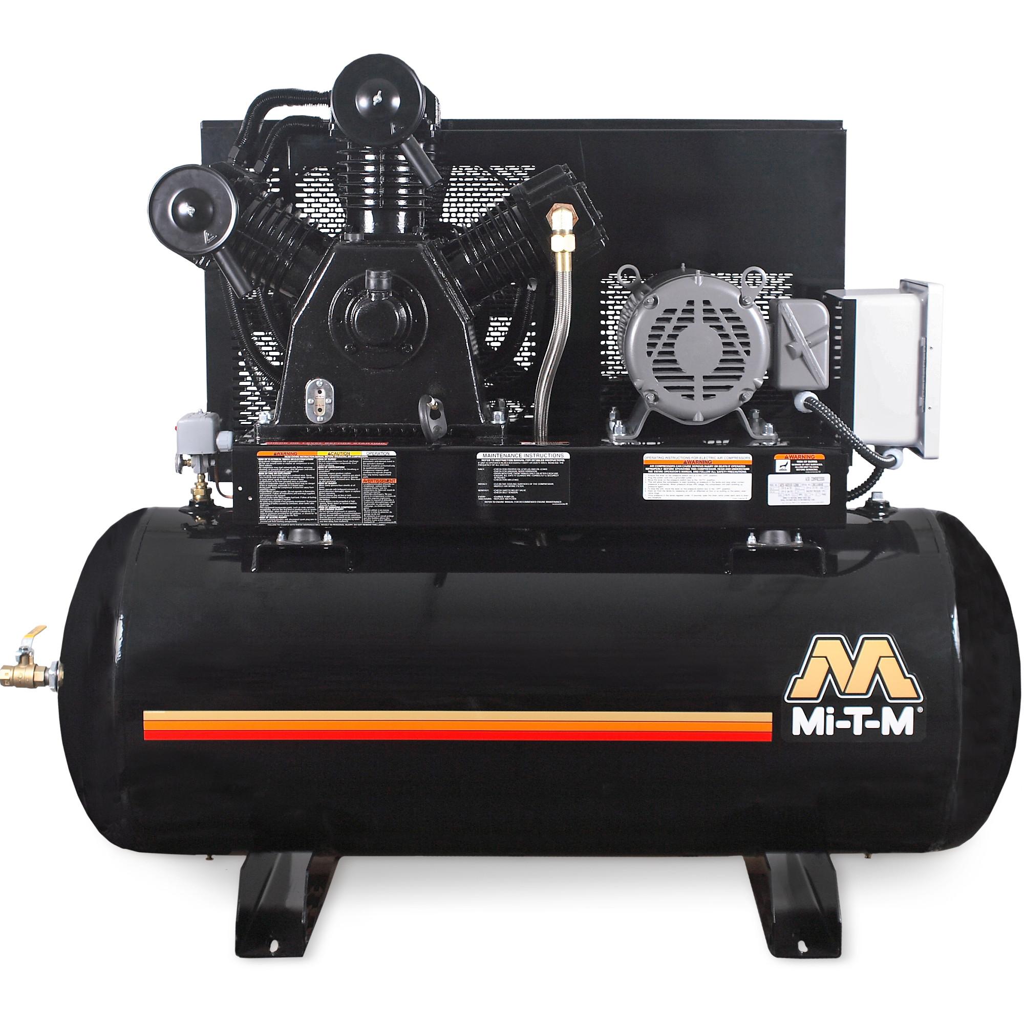 Compresseur (230V / 175PSI / 18CFM) - MIT-ACS 23105-80HM Image