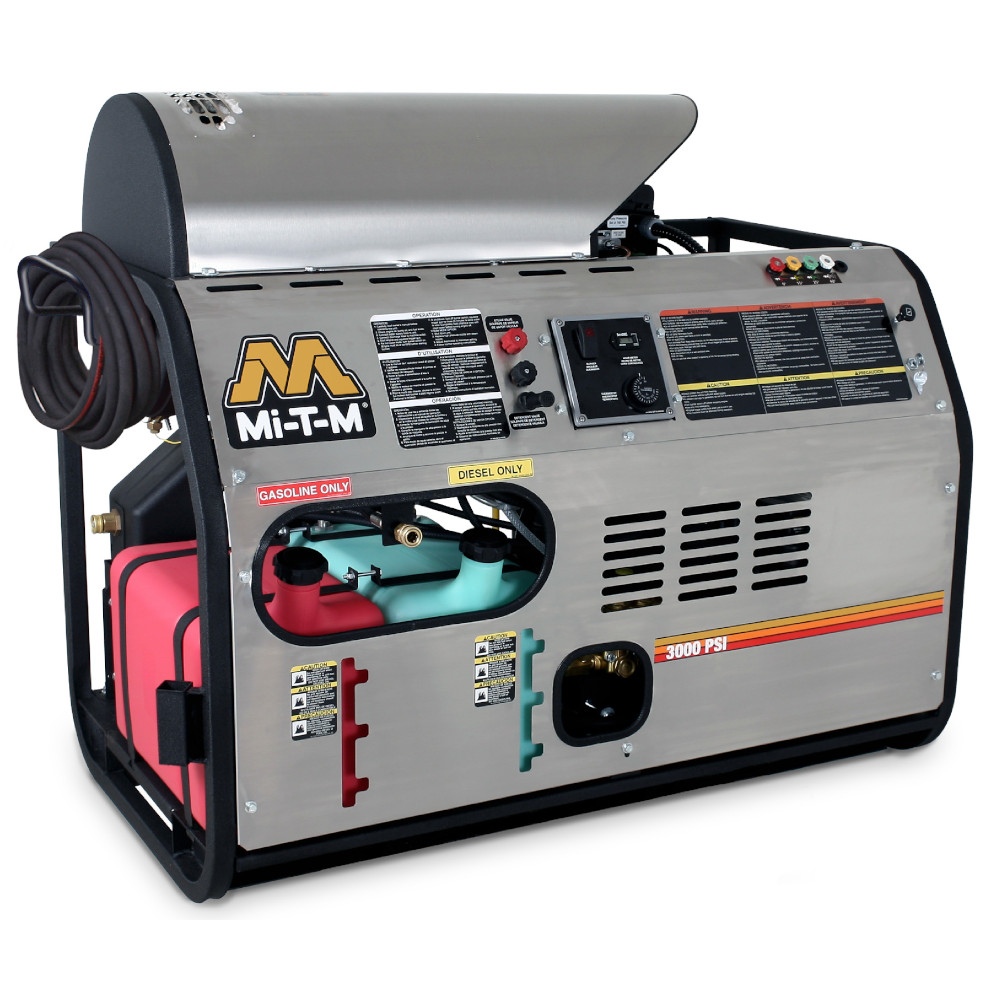 Laveuse à pression (3000PSI, Essence, 4.8GPM) - HDB-3005-0V6G Image