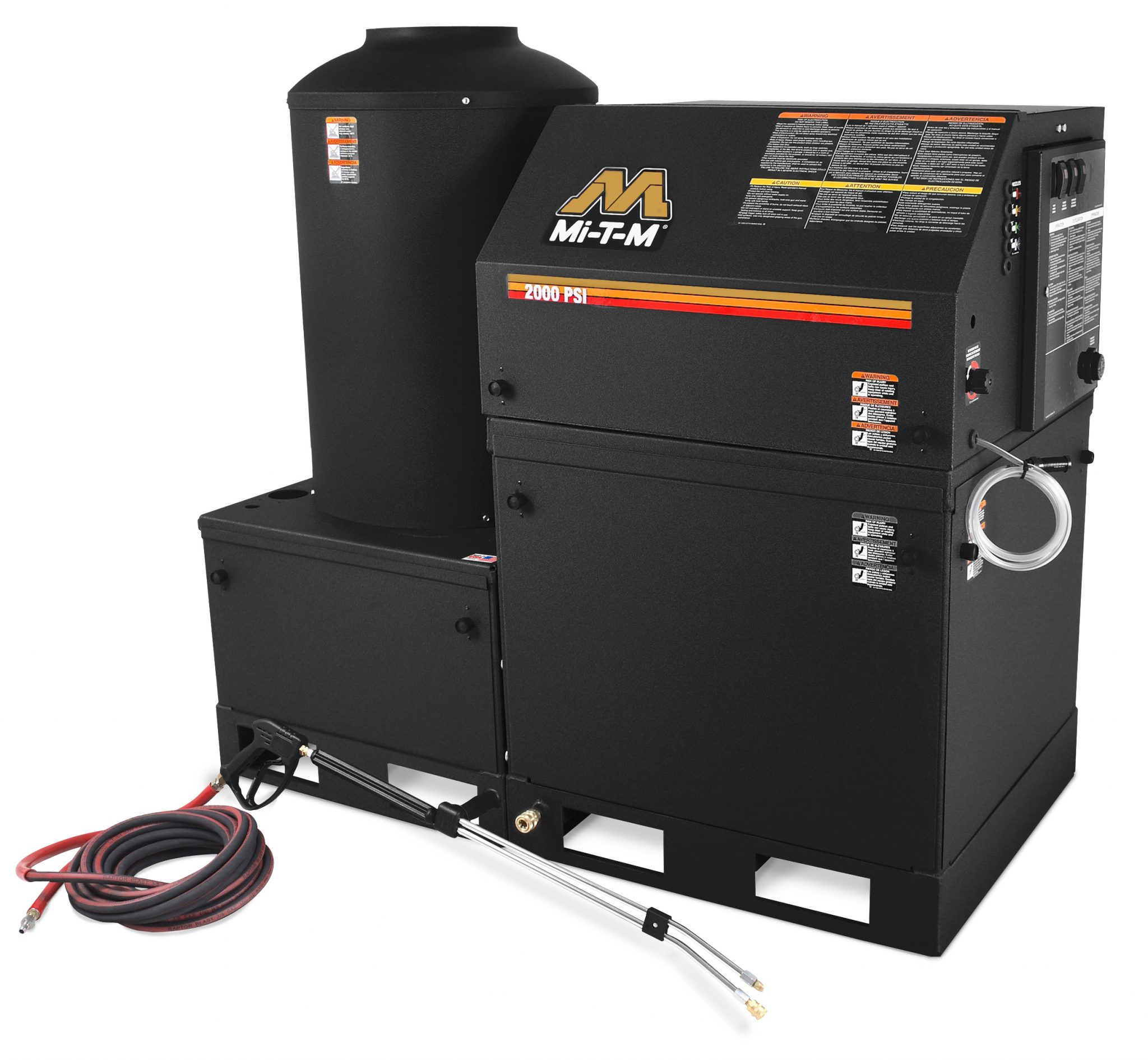 Laveuse à pression (2000PSI, 230V, 4.2GPM) - HEG-2004-0E2G Image