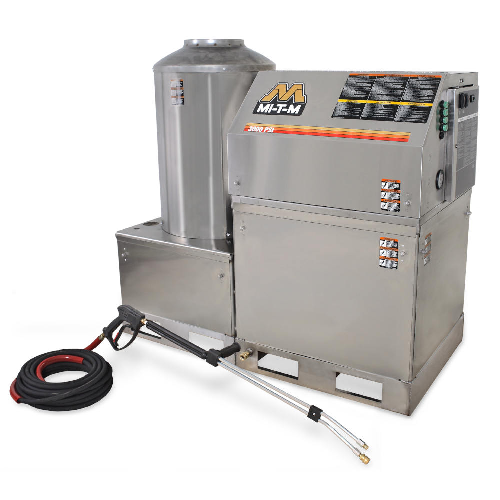 Laveuse à pression (3000PSI, 230V, 4.8GPM) - HEG-3005-0E2G Image