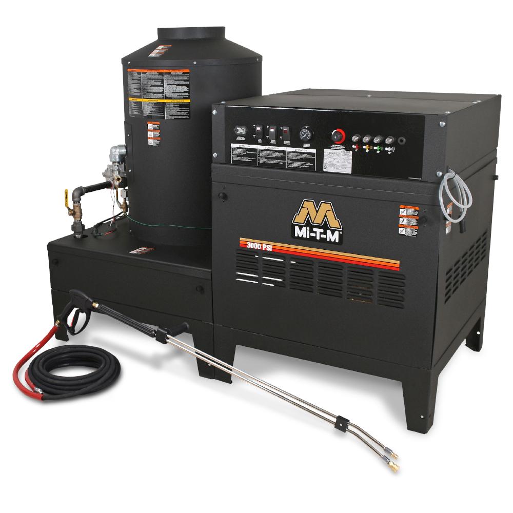 Laveuse à pression (3000PSI, 575V, 7.8GPM) - HEG-3008-0E5G Image