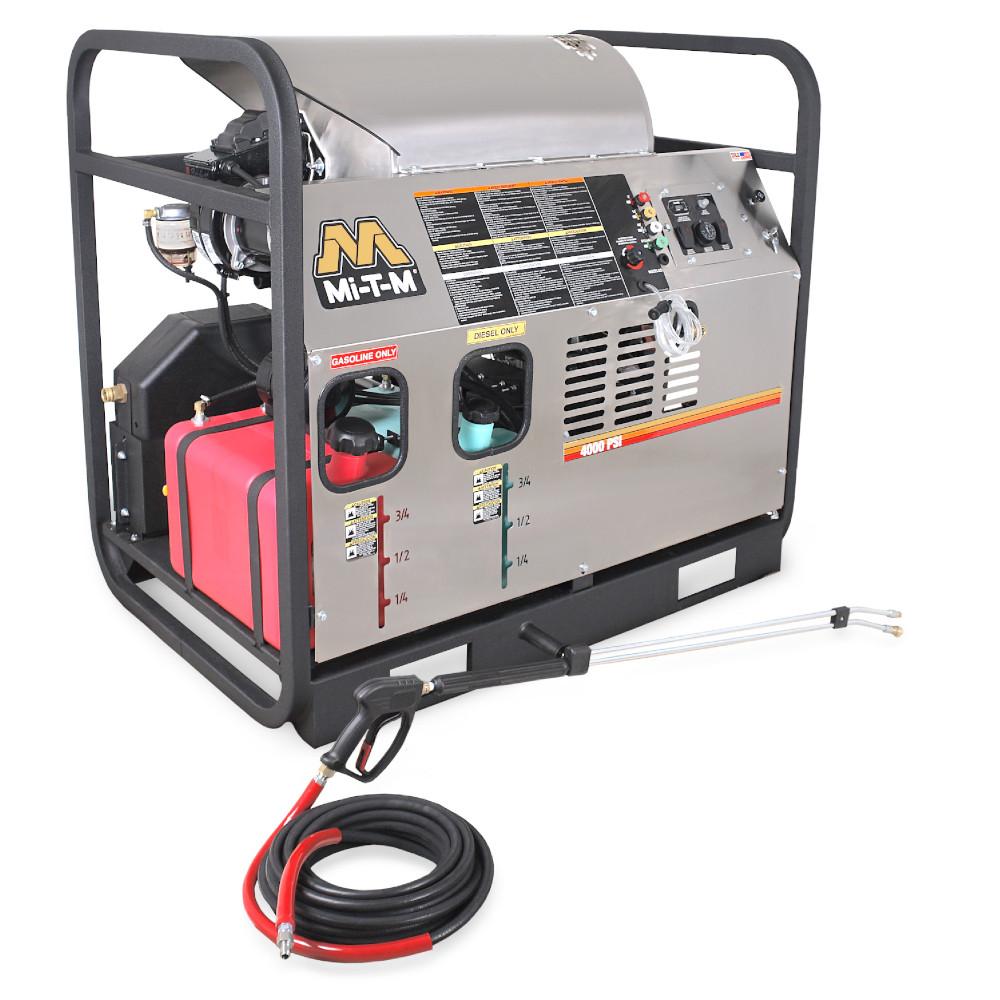 Laveuse à pression (3500PSI, Gasoline, 3.3GPM) - HDD-3504-0H6A Image