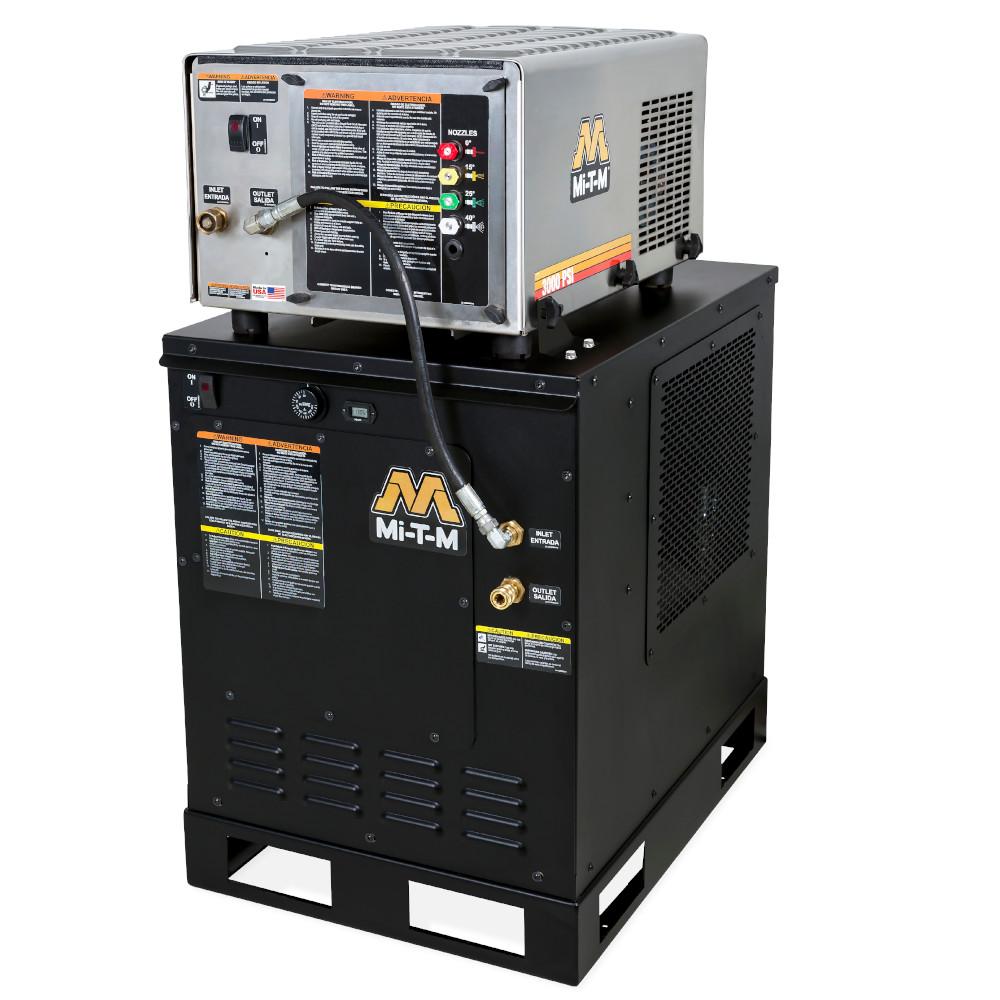 Laveuse à pression (3000PSI, 575V, 3.9GPM) - DH-3004-AE0E4G Image