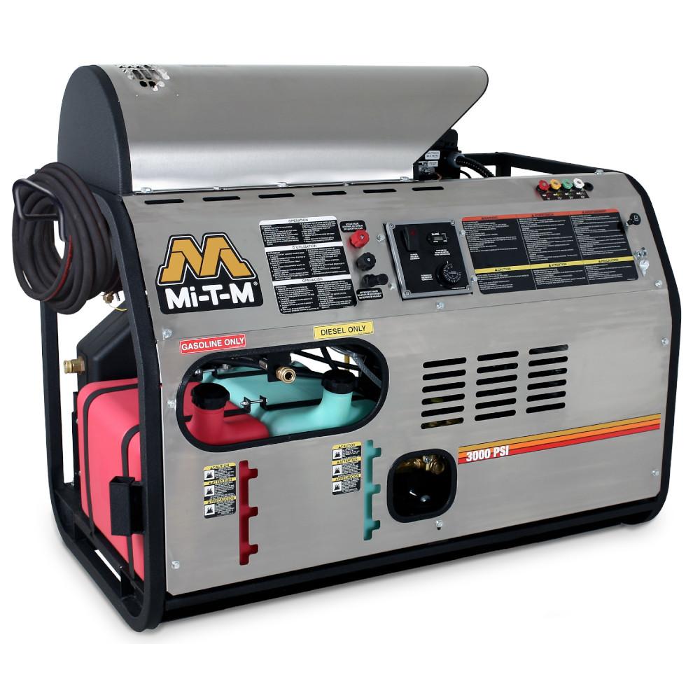 Laveuse à pression (3000PSI, Essence, 3.9GPM) - HDB-3004-0H6G Image