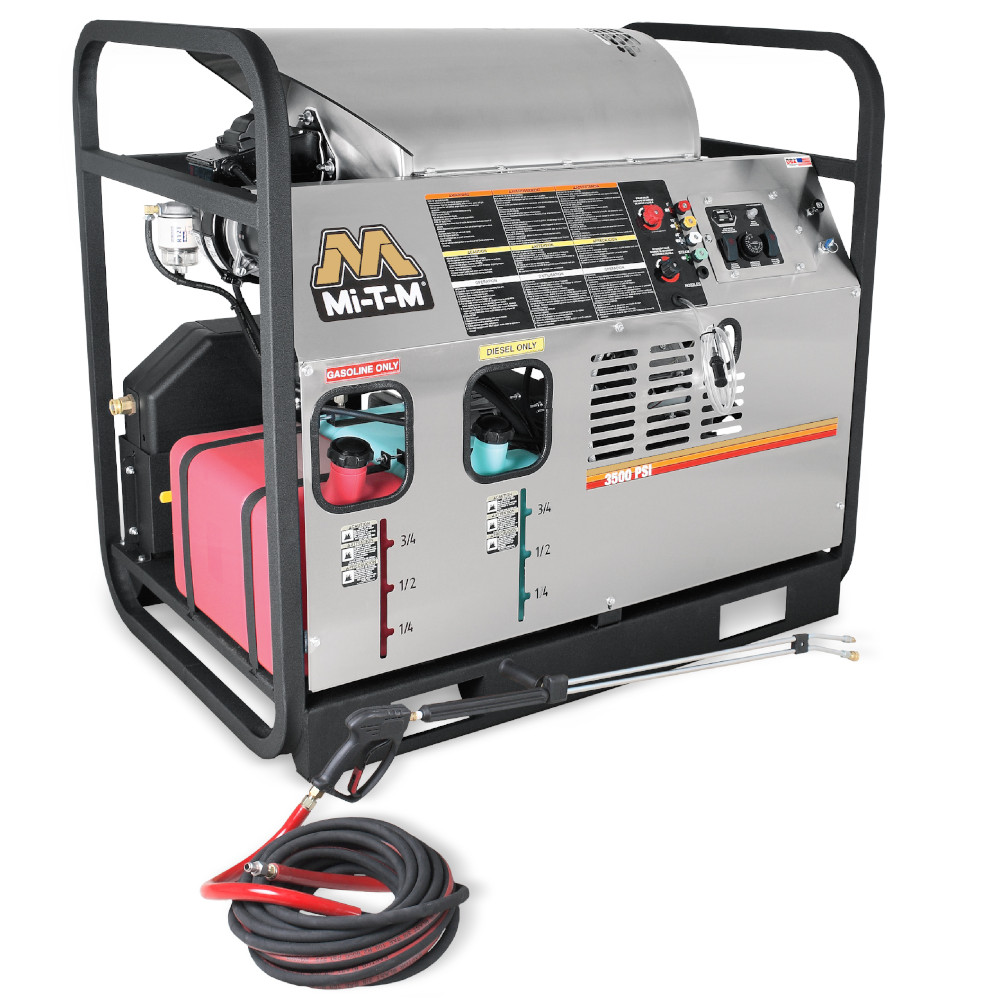 Laveuse à pression (3000PSI, 110V, 4.8GPM) - HDS-3005-0V6G Image