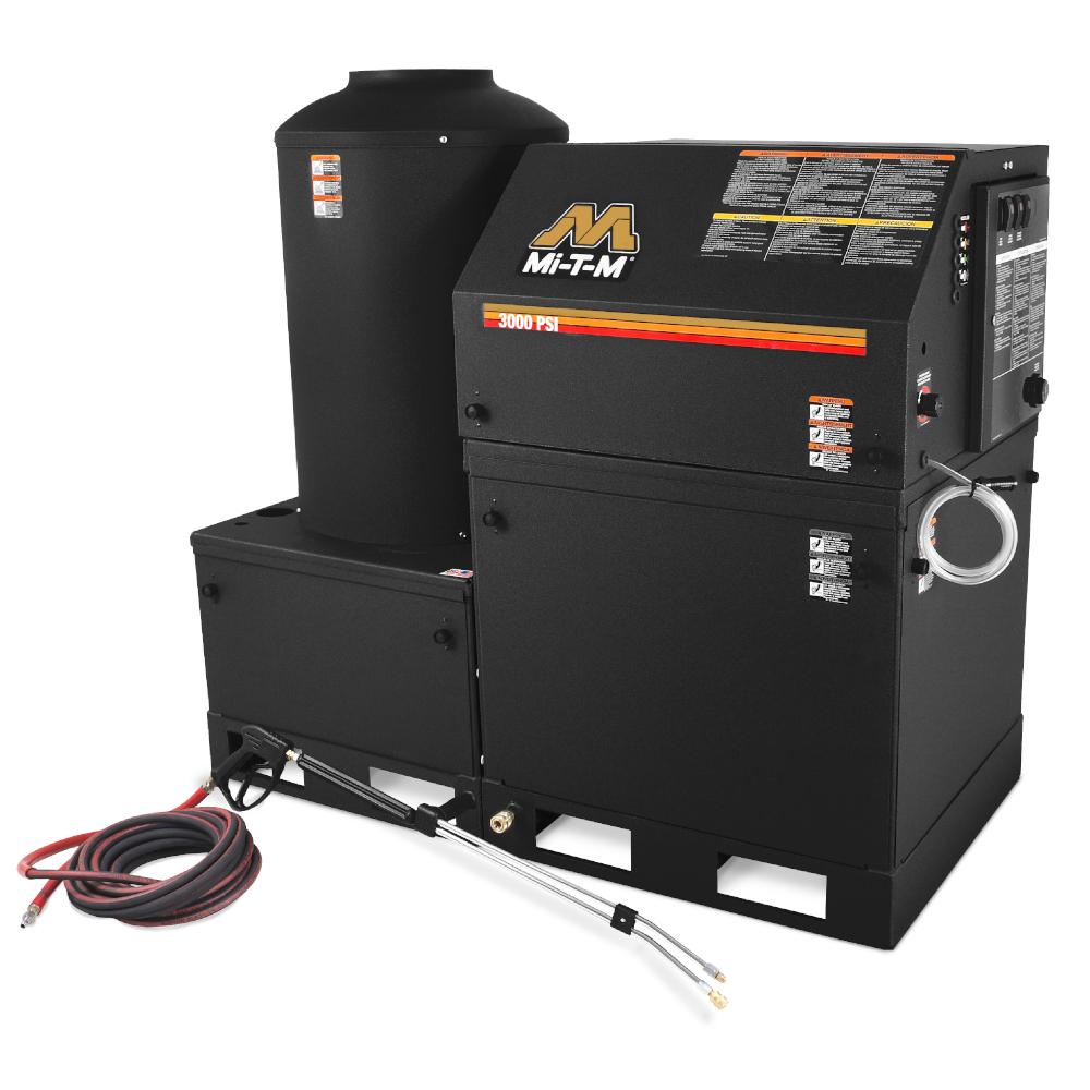Laveuse à pression (3000PSI, 230V, 3.9GPM) - HEG-3004-0E2G Image