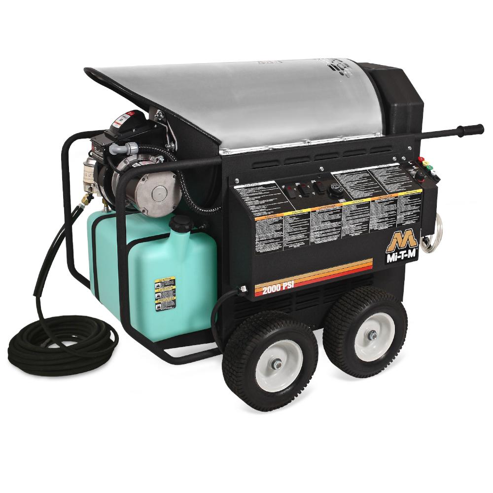 Laveuse à pression (3000PSI, 230V, 3.9GPM) - HHS-3004-2E2G Image