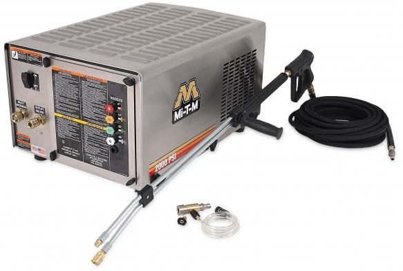 Laveuse à pression (2000PSI, 230V, 3.9GPM) - CW-2004-SME1 Image