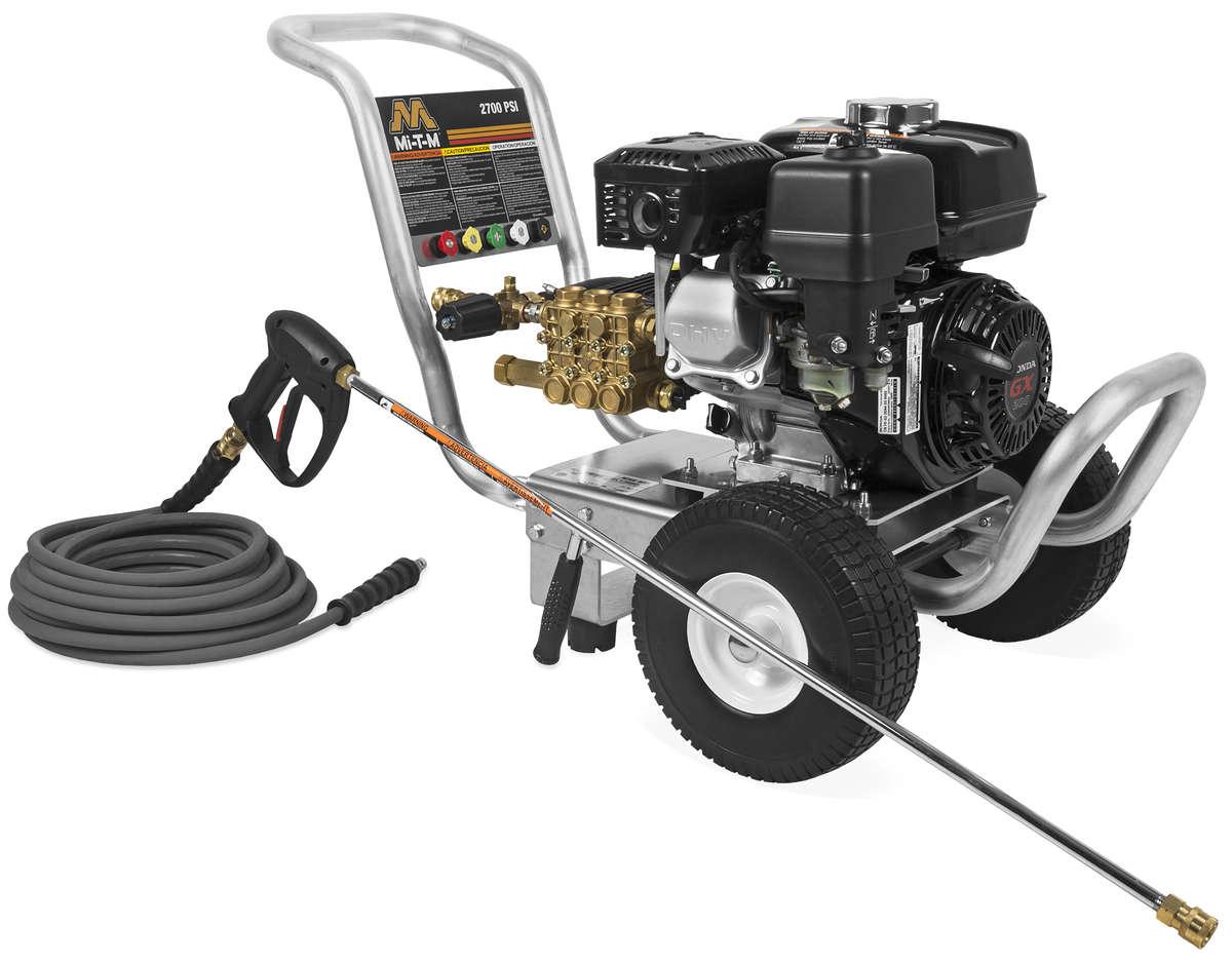 Laveuse à pression (2700PSI, Essence, 2.4GPM) - DC-2703-A0H6G Image