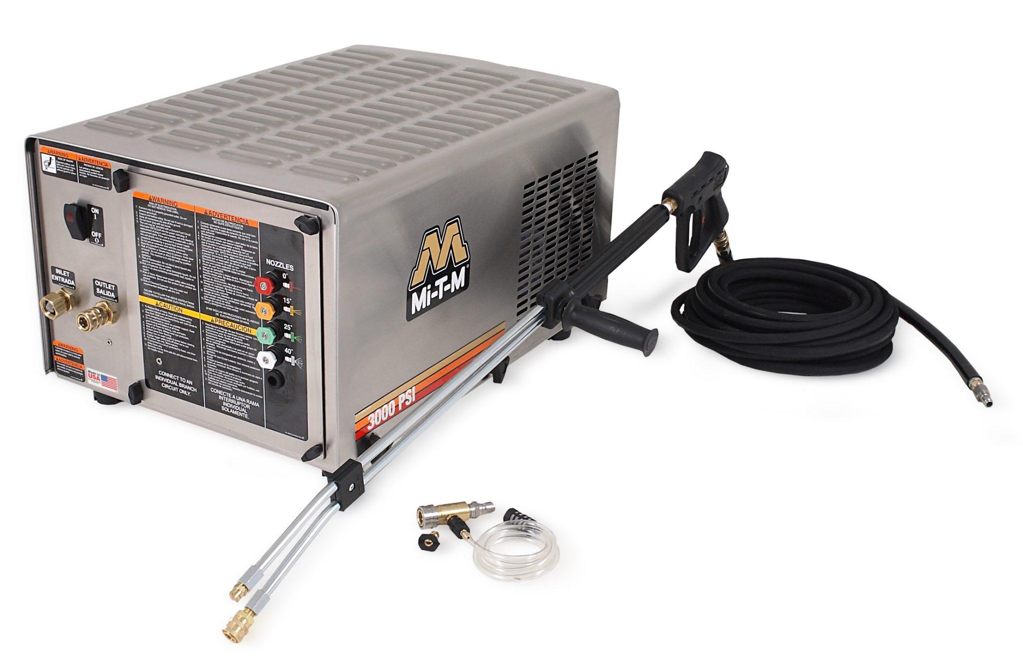 Laveuse à pression (3000PSI, 230V, 3.5GPM) - DC-3004-WSE3G Image