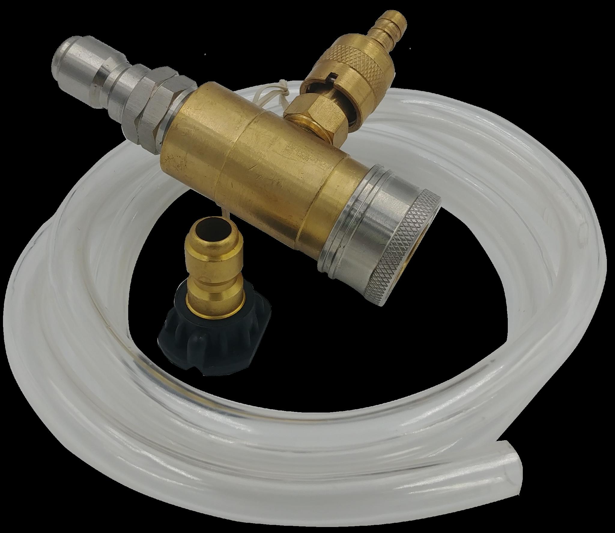 INJ-QC3835AB - Injecteur de produits chimiques Image