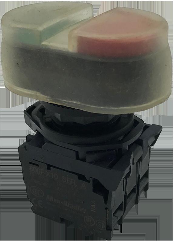 AAL-03-212006 - Interrupteur Départ/Arrêt avec lumière Image