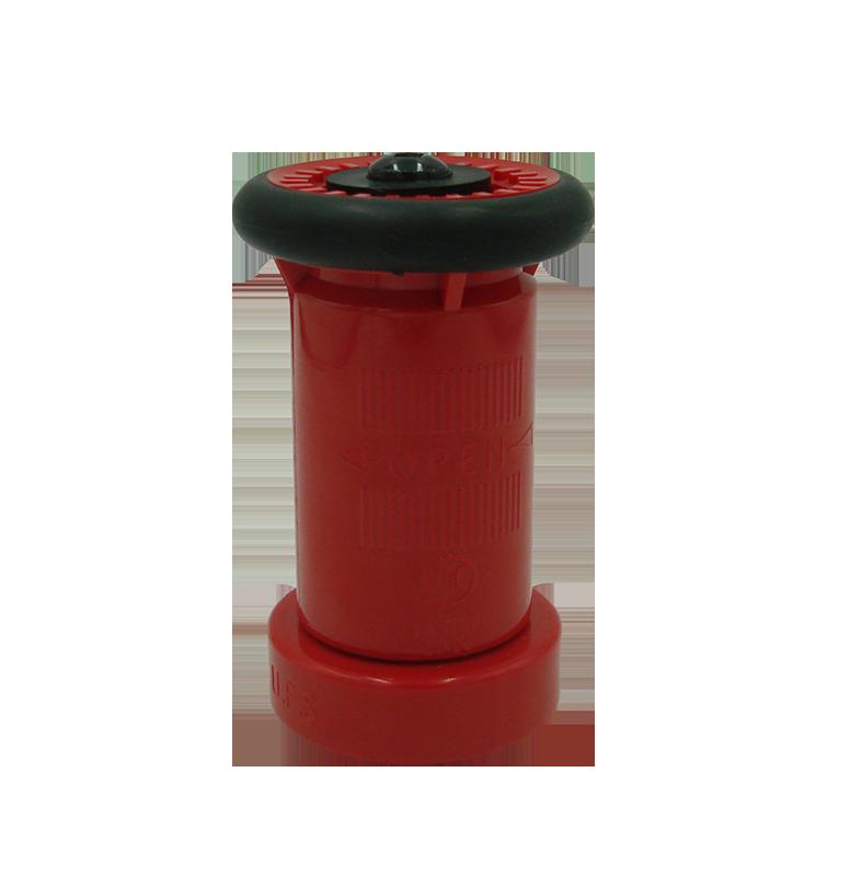 LAN-FN150P - Embout de lance rouge de 1.5''NPSH Image
