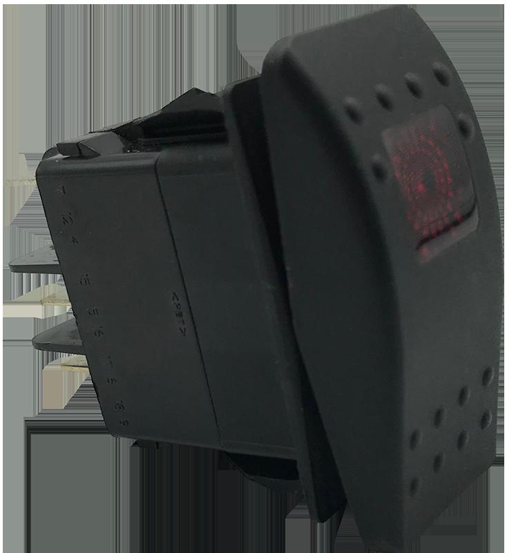 MIT-32-0801 - Interrupteur (Switch) ROCKER 15AMP 24V Image