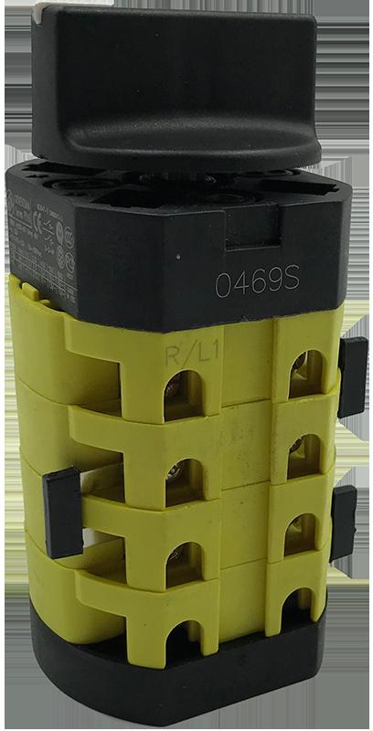 MIT-32-1131 - Interrupteur à sélection d'ampérage Image