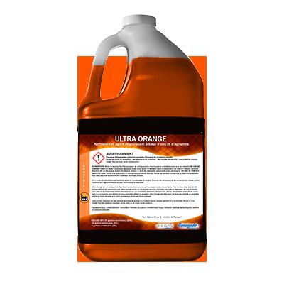 Ultra-Orange - Nettoyant et agent dégraissant à base d'eau et d'agrumes Image