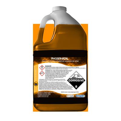 Phosphatal - Concentré chimique d'enduit de conversion de métal Image