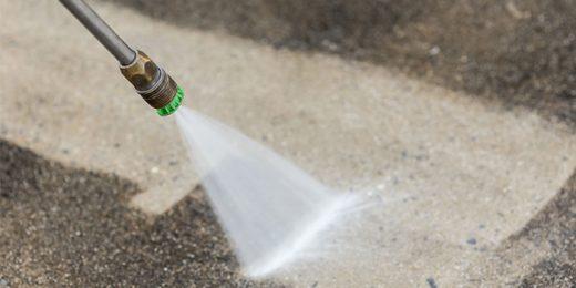 Image du guide pour nettoyer son patio en béton